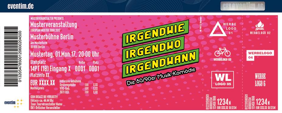 Karten für Irgendwie, Irgendwo, Irgendwann - Onkel Paul´s Mixtape | FRITZ Bremen in Bremen