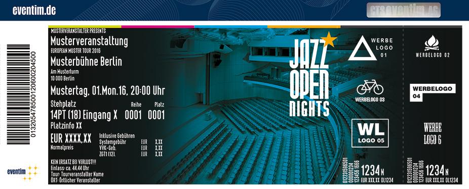 Karten für Jazzopen Nights Stuttgart - Corea / Gadd Band in Stuttgart