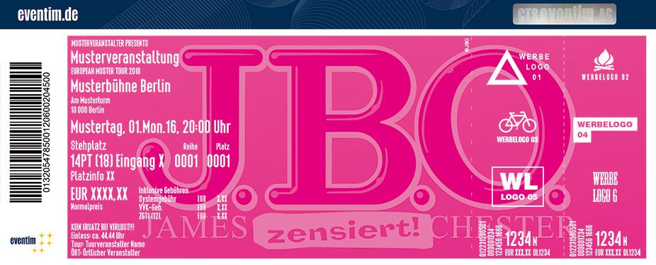 Karten für J.B.O.: Blast Christmas 2017 in Leipzig/engelsdorf