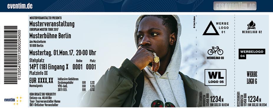 Karten für Joey Bada$$: All - Amerikkkan Bada$$ World Tour in Köln