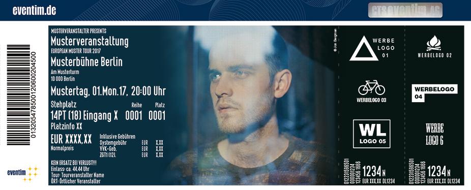 Karten für Jordan Rakei in Berlin
