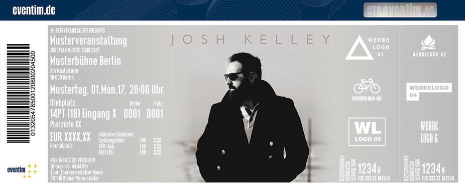 Karten für Josh Kelley in Berlin