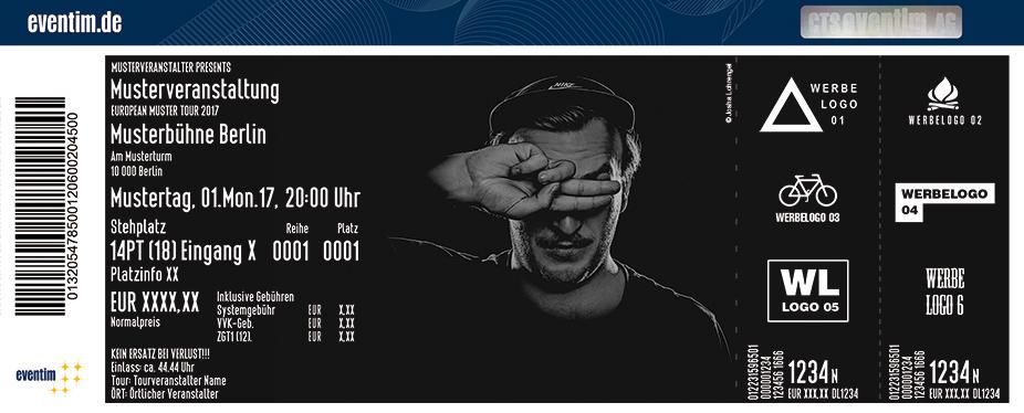 Karten für Karate Andi: Tour De Trance 2017 in Hamburg