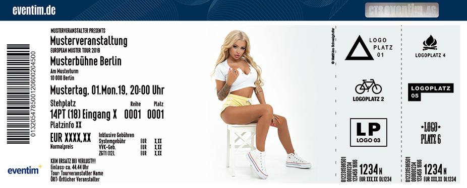 Katja Krasavice - Bo$$ Bitch Tour 2020