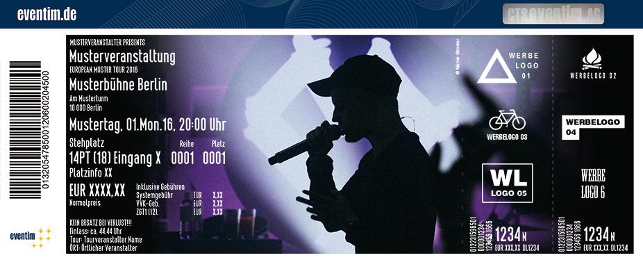 Karten für Kayef: CHAOS Tour mit T-ZON in Wien