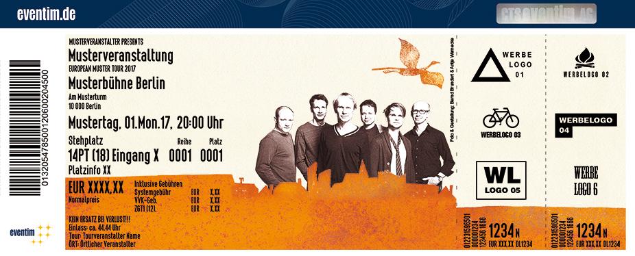 Karten für Keimzeit in Hamburg