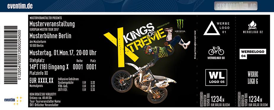 Karten für KINGS OF XTREME in Leipzig