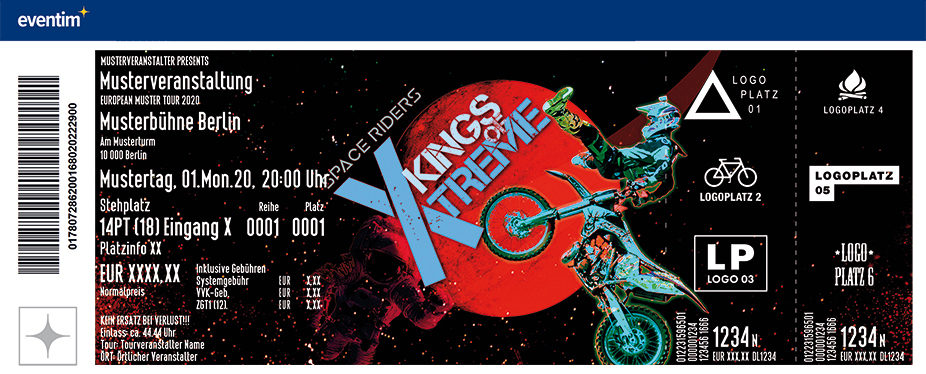Kings of Xtreme - Space Riders
