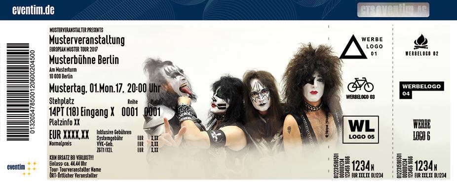 Karten für Kiss Forever Band in Bochum