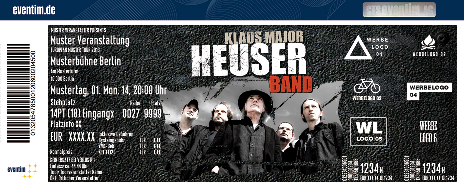 Karten für Klaus