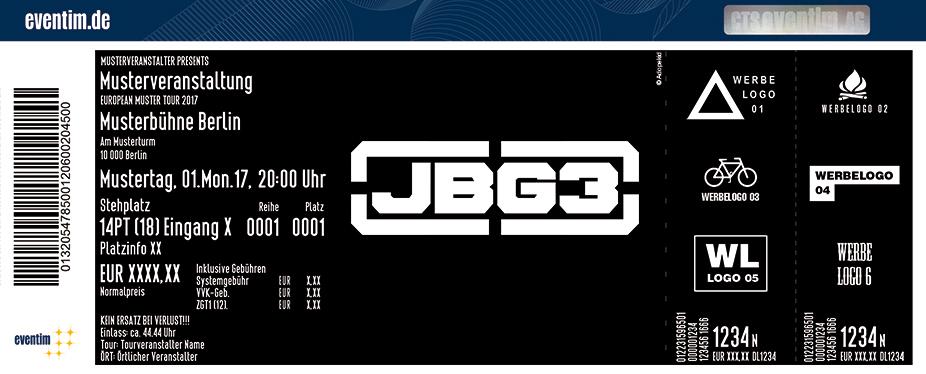 Jung, Brutal, Gutaussehend Karten für ihre Events 2017