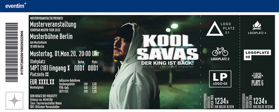 KOOL SAVAS - DER KING IST BACK!
