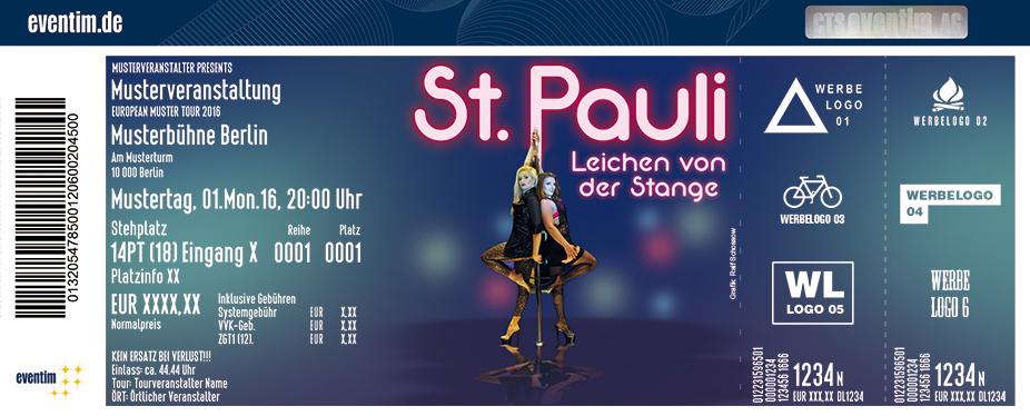 Karten für St.Pauli
