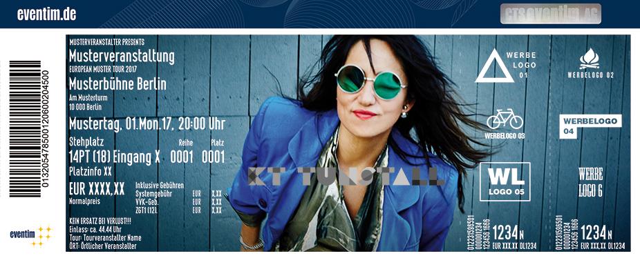 Karten für KT Tunstall in Hamburg
