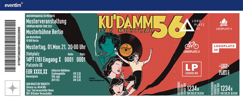 Ku'damm 56 - Das Musical in Berlin