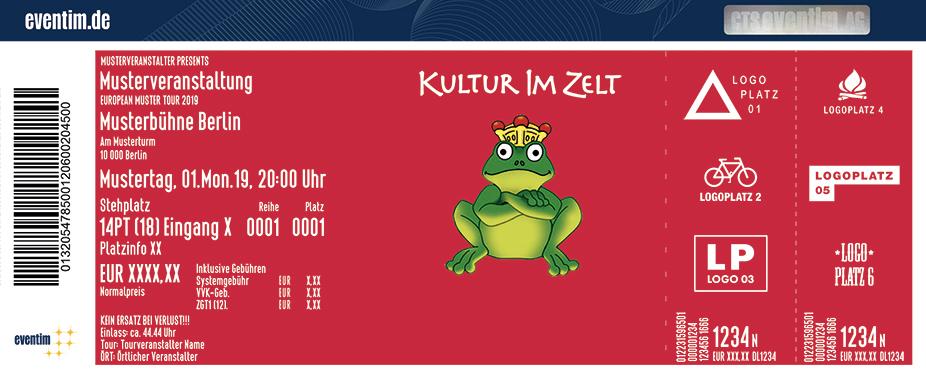 Festival KulturImZelt Braunschweig 2019