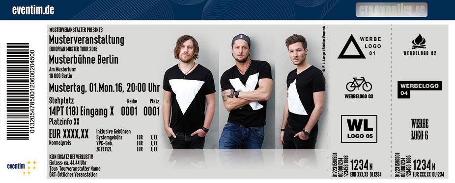 Karten für Kuult: mehr als zuvor Tour 2017 in Essen