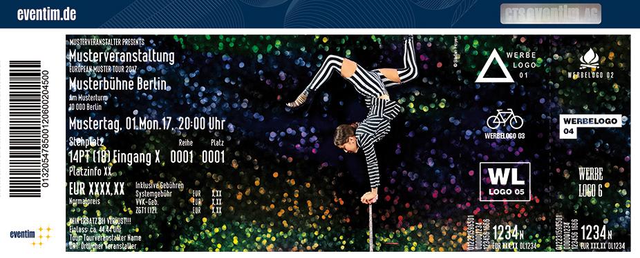 Karten für La Fête - 20 Jahre Krystallpalast Varieté in Leipzig