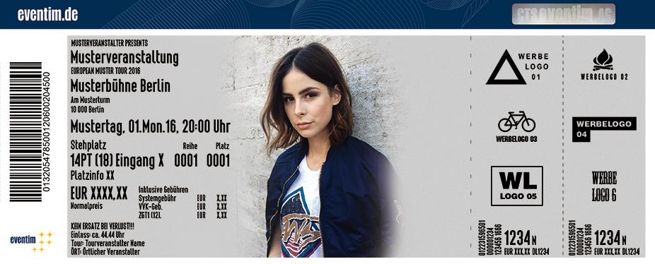 Karten für Lena - Live 2018 in München