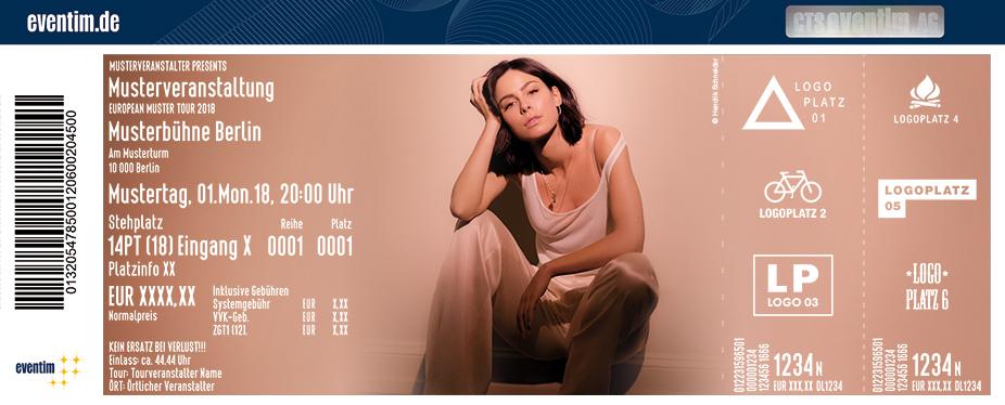 Lena Tickets 2019 Karten Jetzt Zu Top Preisen Bestellen Eventim