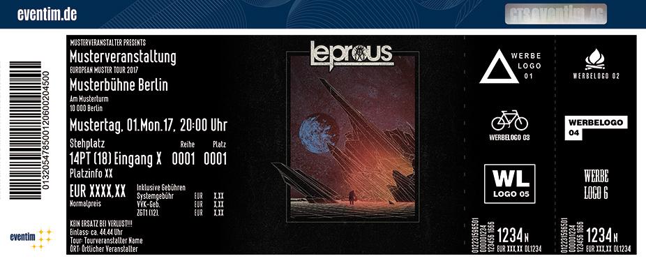 Karten für Leprous in Wien