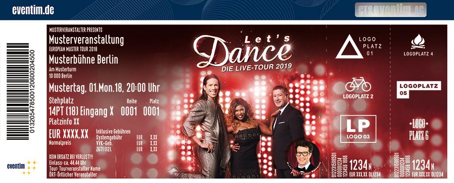 Let's Dance - Die Live-Tournee 2019