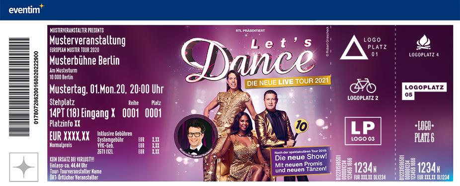 Sieger Lets Dance 2021