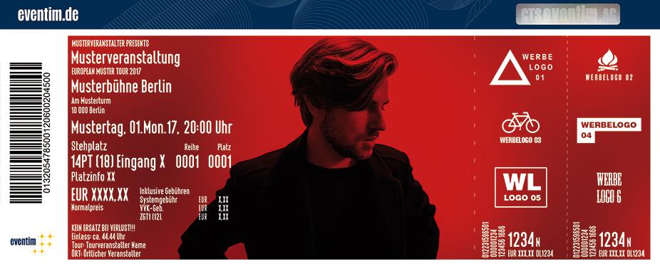 Karten für Liam x: Morphin Tour 2018 in Hamburg
