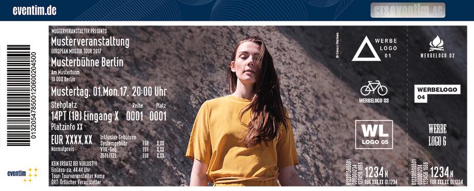 Karten für Lisa Who in Dresden
