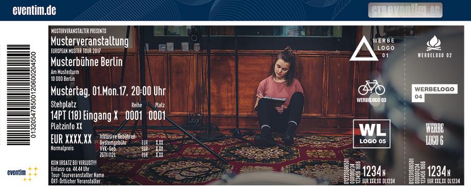 Karten für Lotte: Querfeldein Tour 2017 in München