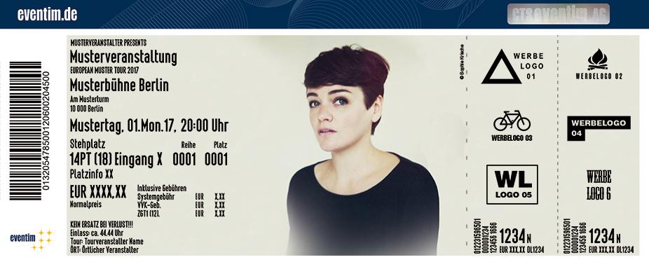 Karten für Louka in Mainz