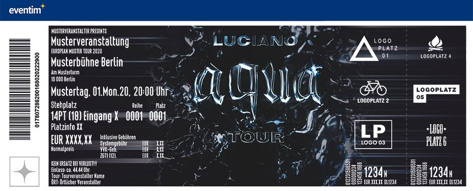 Luciano - Aqua Tour 2021