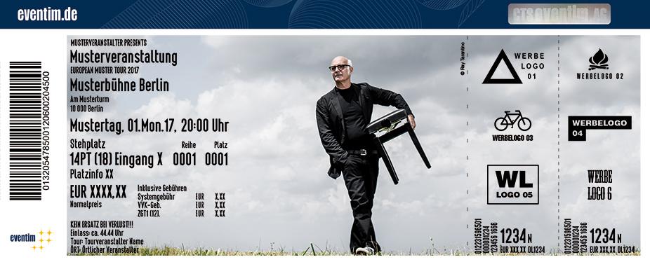 Karten für Ludovico Einaudi - Germany Tour 2018 in München