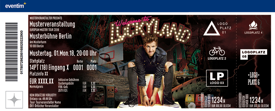 Luke Mockridge: Welcome to Luckyland