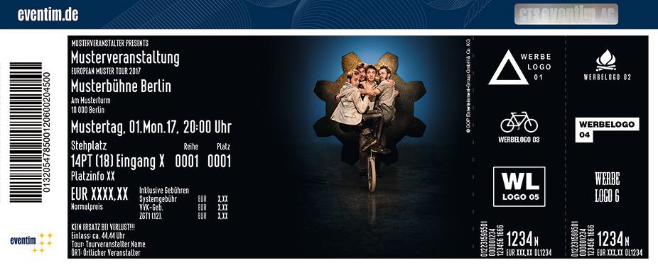 Karten für Machine de Cirque in Hannover in Hannover