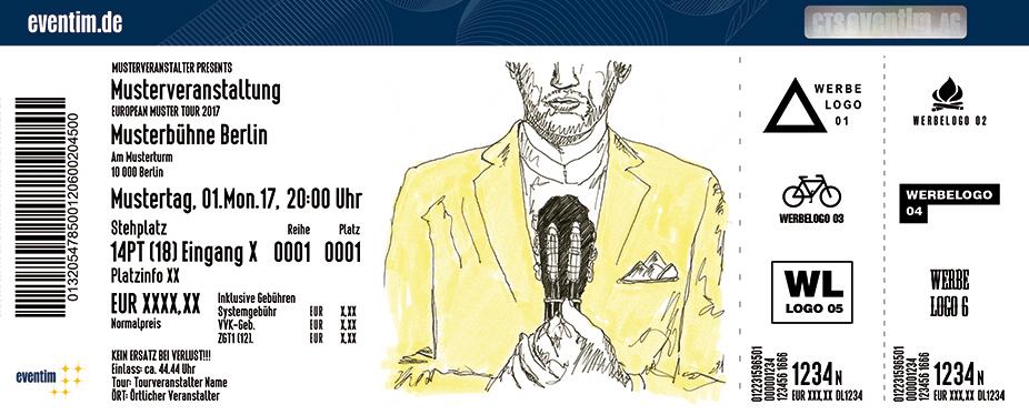 Karten für Maeckes: Die Stunde zwischen TilT und Gitarre - Tour in Berlin