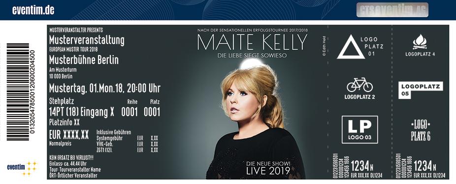 Maite Kelly - Die Liebe siegt sowieso - Die neue Show - Live 2019
