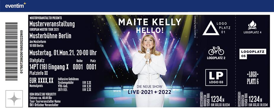Maite Kelly - Hello! - Die Neue Show - Live 2021