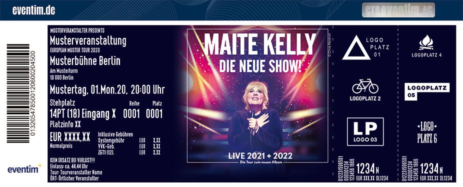 Maite Kelly - Die Neue Show - Live 2021 + 2022