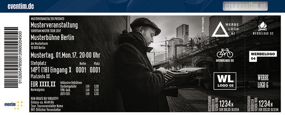 Karten für Marc-Uwe Kling: QualityLand in Würzburg
