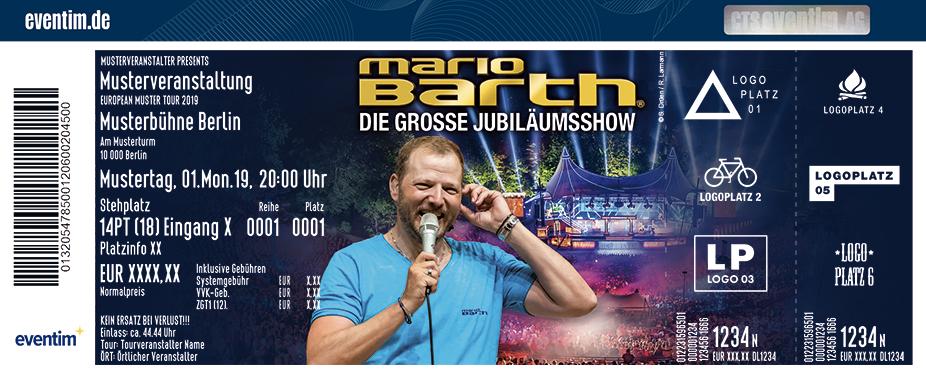 Mario Barth Berlin 2021