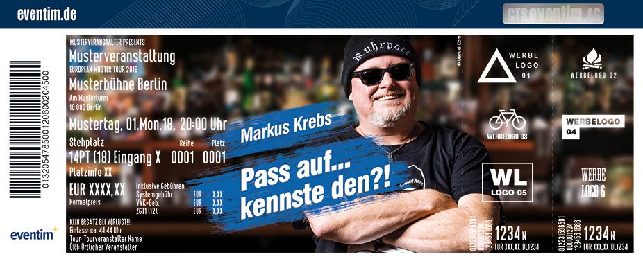 Markus Krebs: Pass auf... kennste den?!