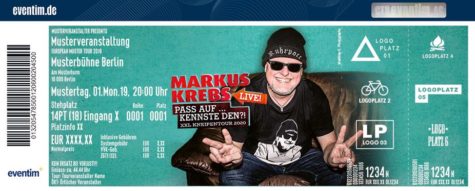 Markus Krebs: Pass auf... kennste den?! XXL-Kneipentour 2020