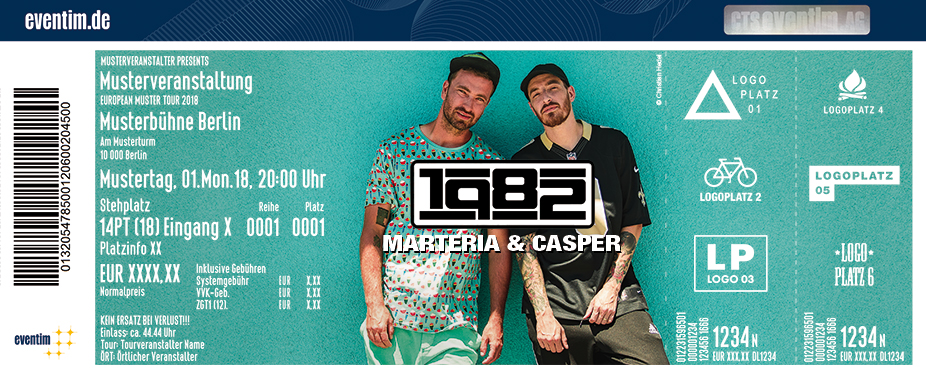 Marteria & Casper - Champion Sound Open Air 2019