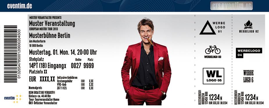 Karten für Matze Knop: Diagnose Dicke Hose in Leverkusen