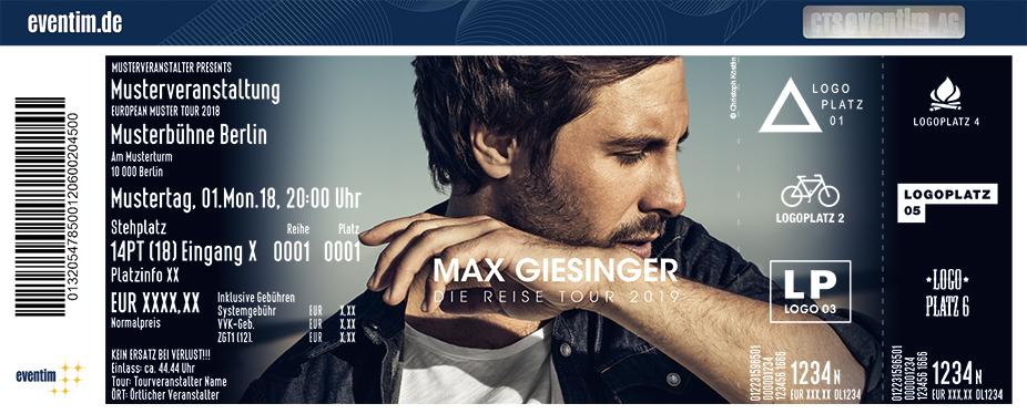 Max Giesinger & Band
