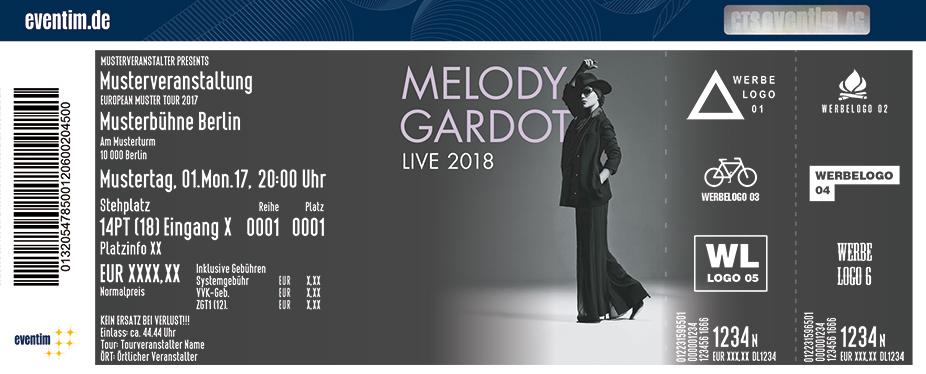 Karten für Melody Gardot in Mainz