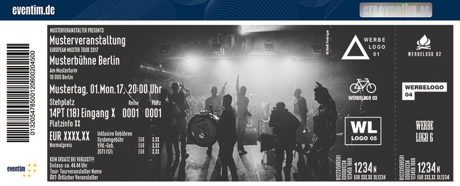 Karten für Meute: Tumult - Live 2017 in Würzburg