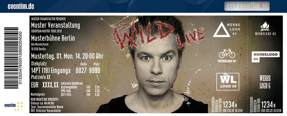 Karten für Michael Mittermeier: Wild in Halle / Saale