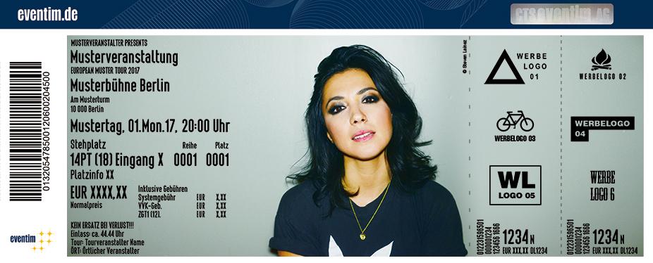 Karten für Michelle Branch in Berlin